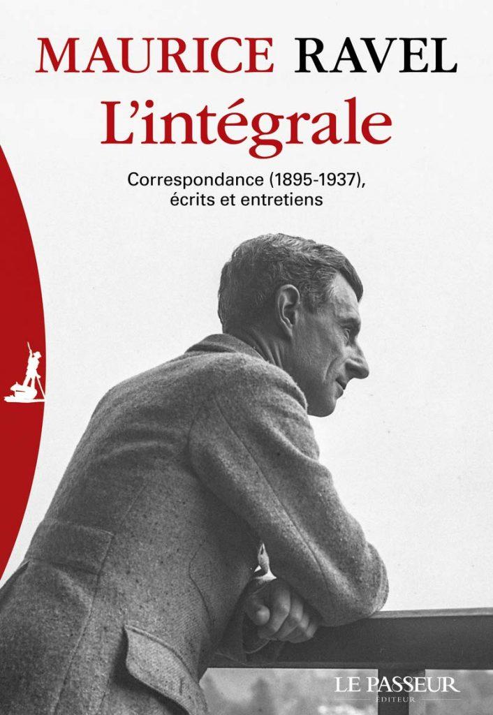 couverture de la Correspondance intégrale de Maurice Ravel